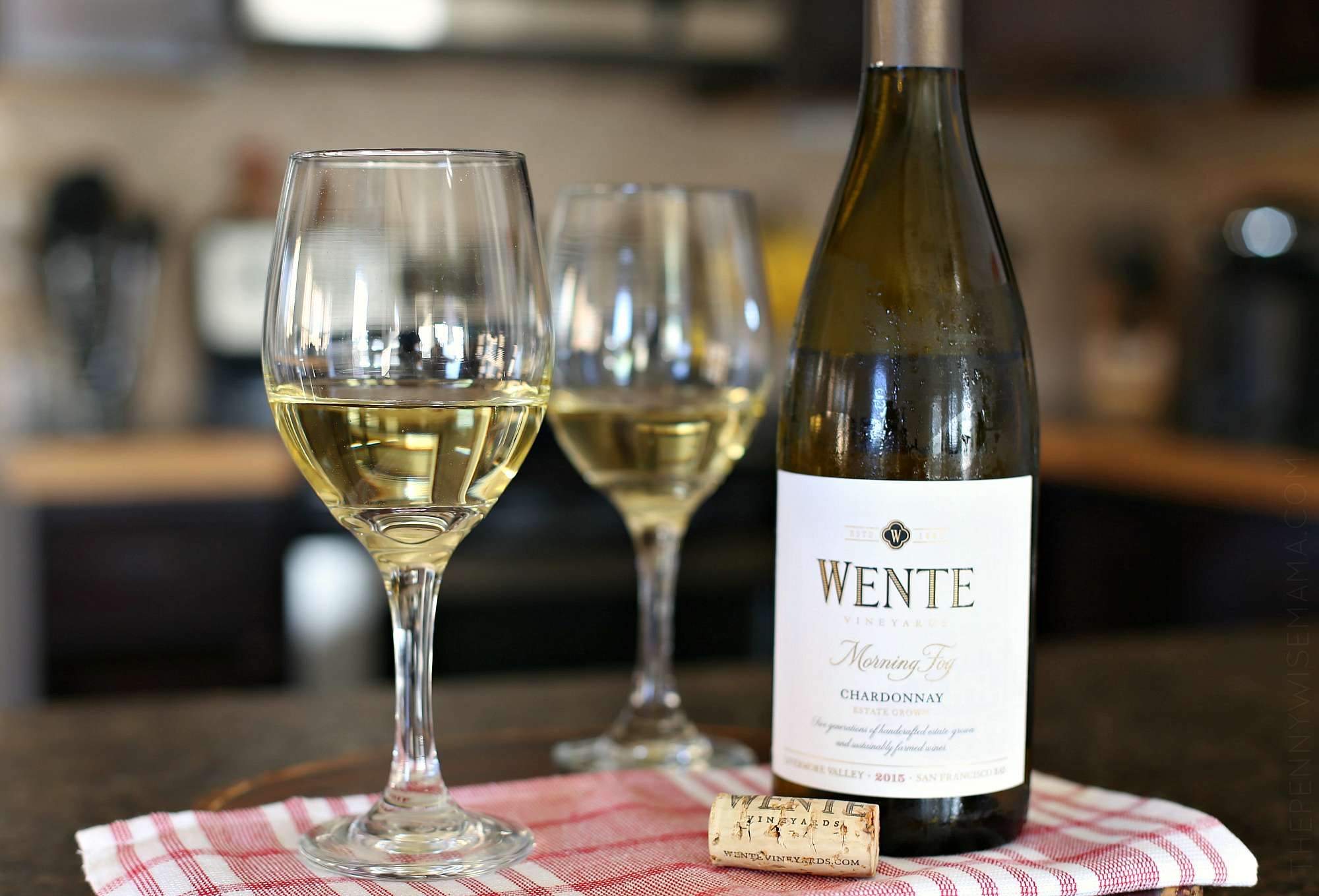 Wente Vineyards Morning Fog Chardonnay