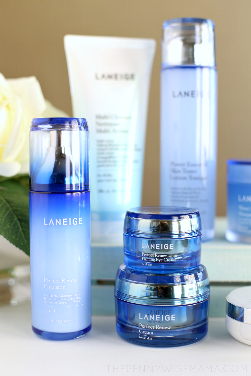 LANEIGE Perfect Renew Line