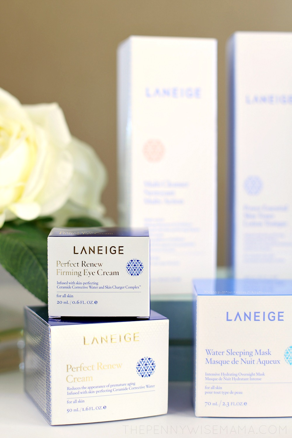 LANEIGE Skincare Products at Target