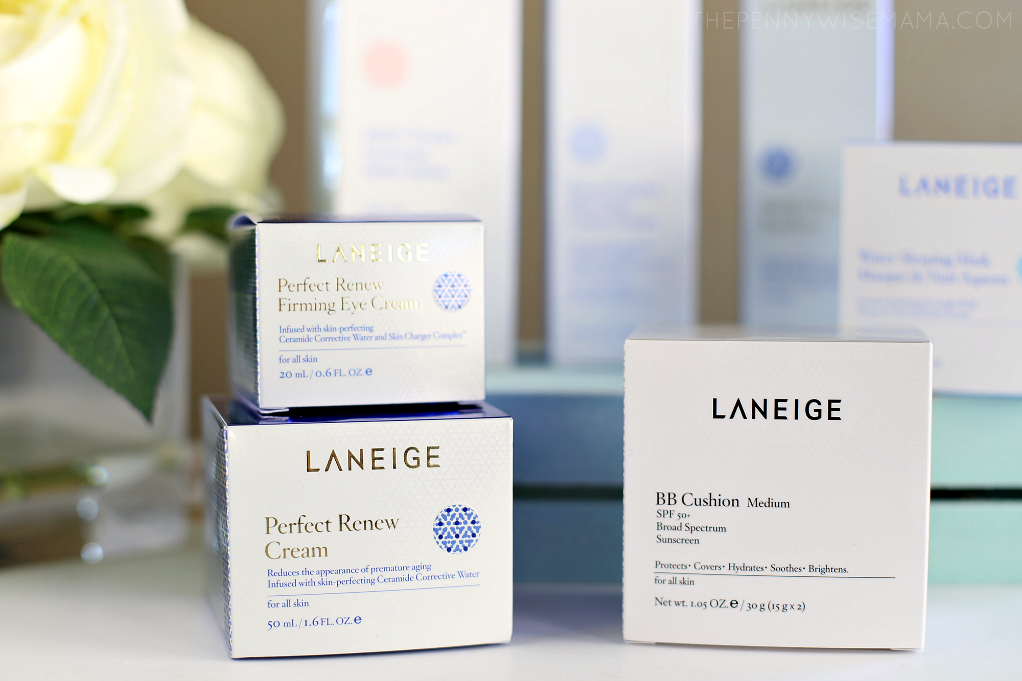 LANEIGE Skincare Line Review