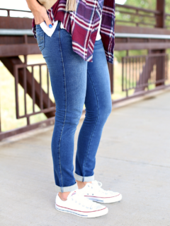 Fall Look with PajamaJeans