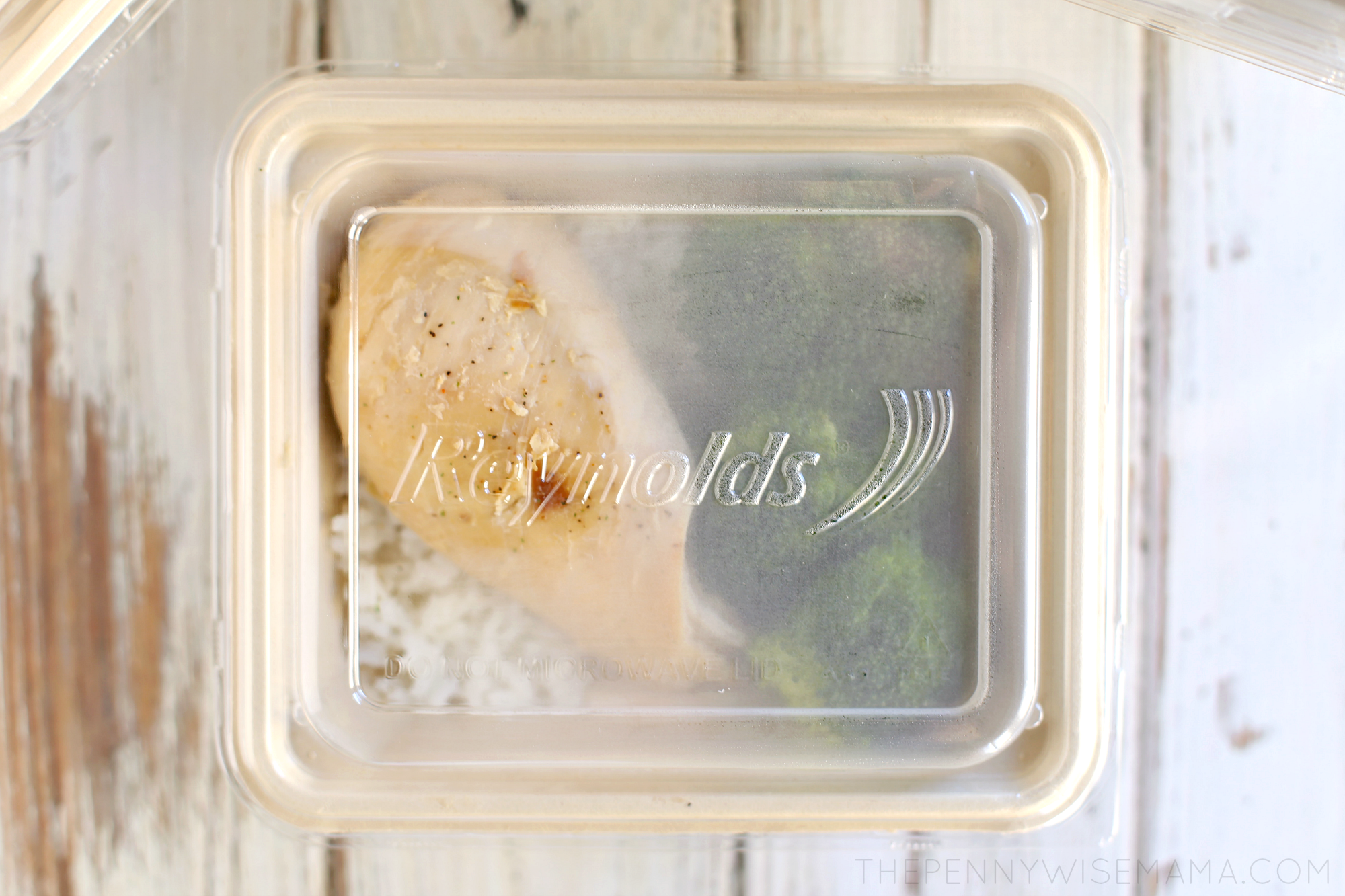 Leftovers Made Easy with Reynolds Disposable Heat & Eat Containers