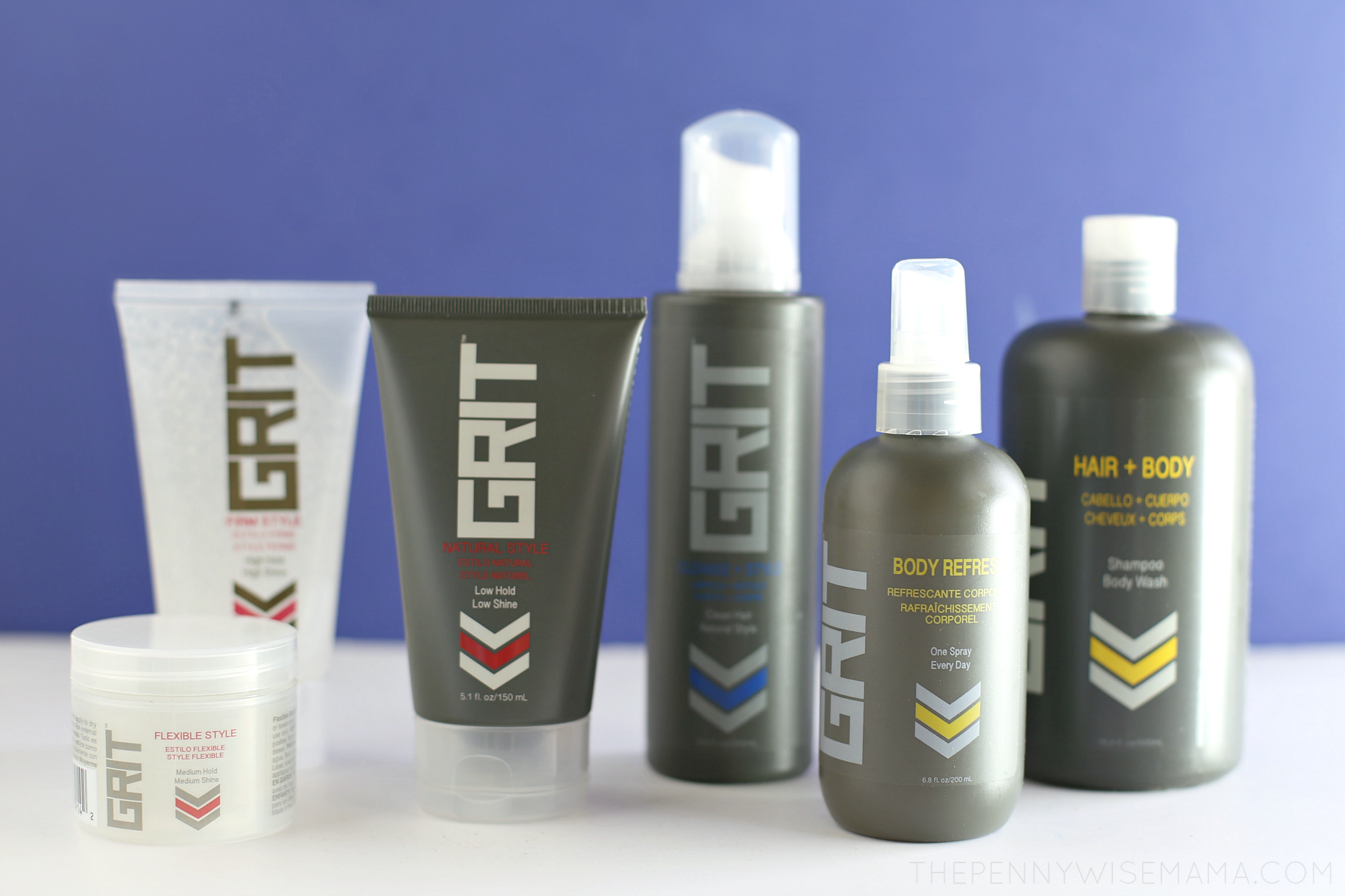 The Secret To Great Hair Great Style Grit Haircare For Men