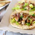 Blue Apron Review: Za'atar Chicken Souvlaki with Tahini-Yogurt Sauce & Roasted Potatoes