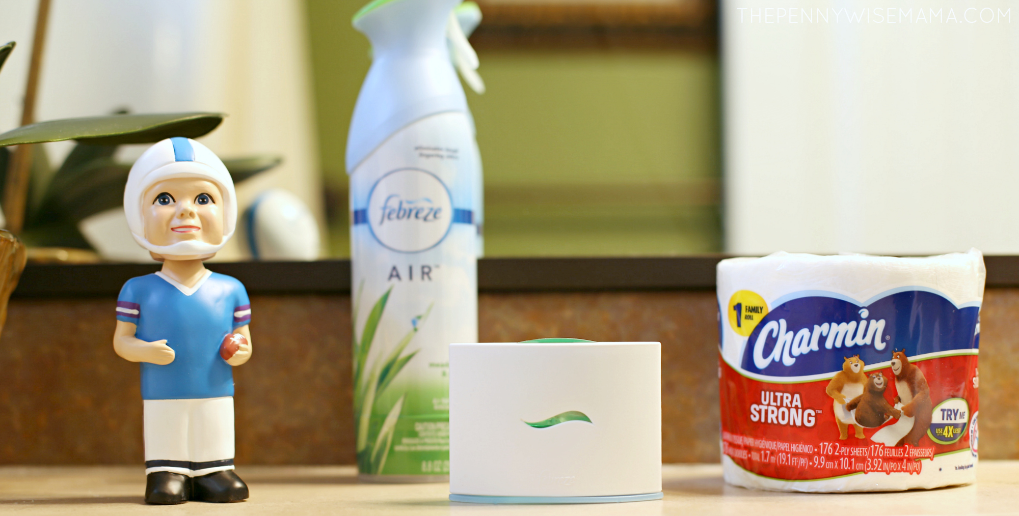 Prep for Game Day with These #BathroomBreak Must-Haves