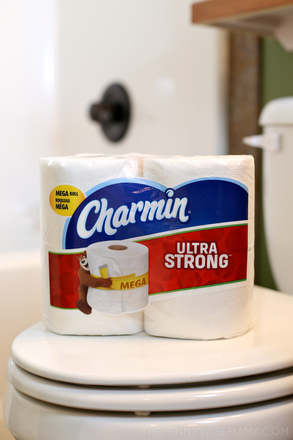 Charmin Ultra Strong for Game Day