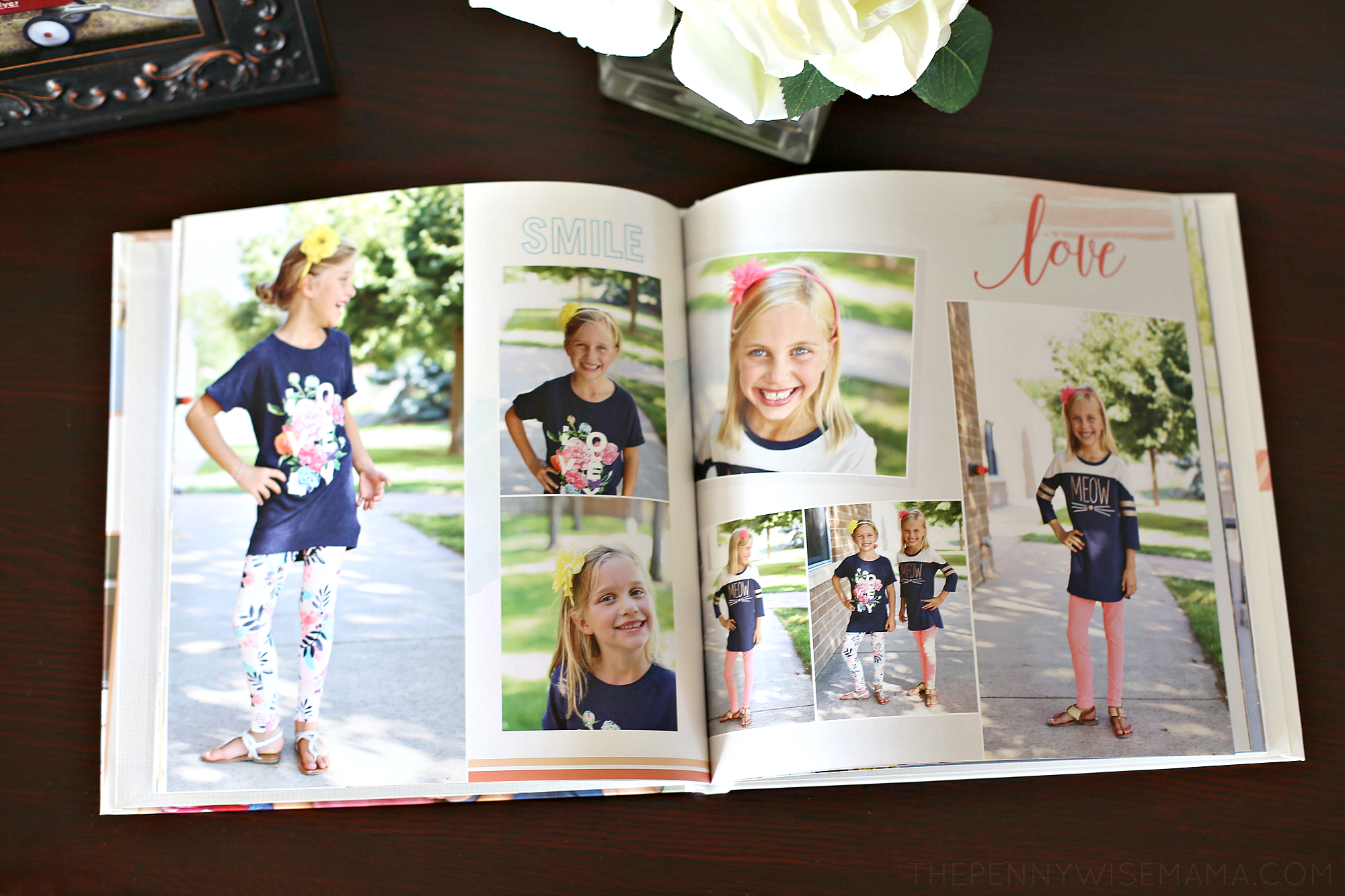 Our Shutterly Photo Book