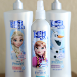 Make Bath Time More Fun with Suave Kids Disney Collection