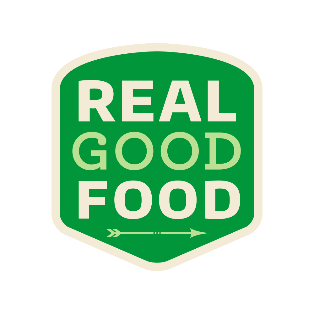 Real Good Food Logo