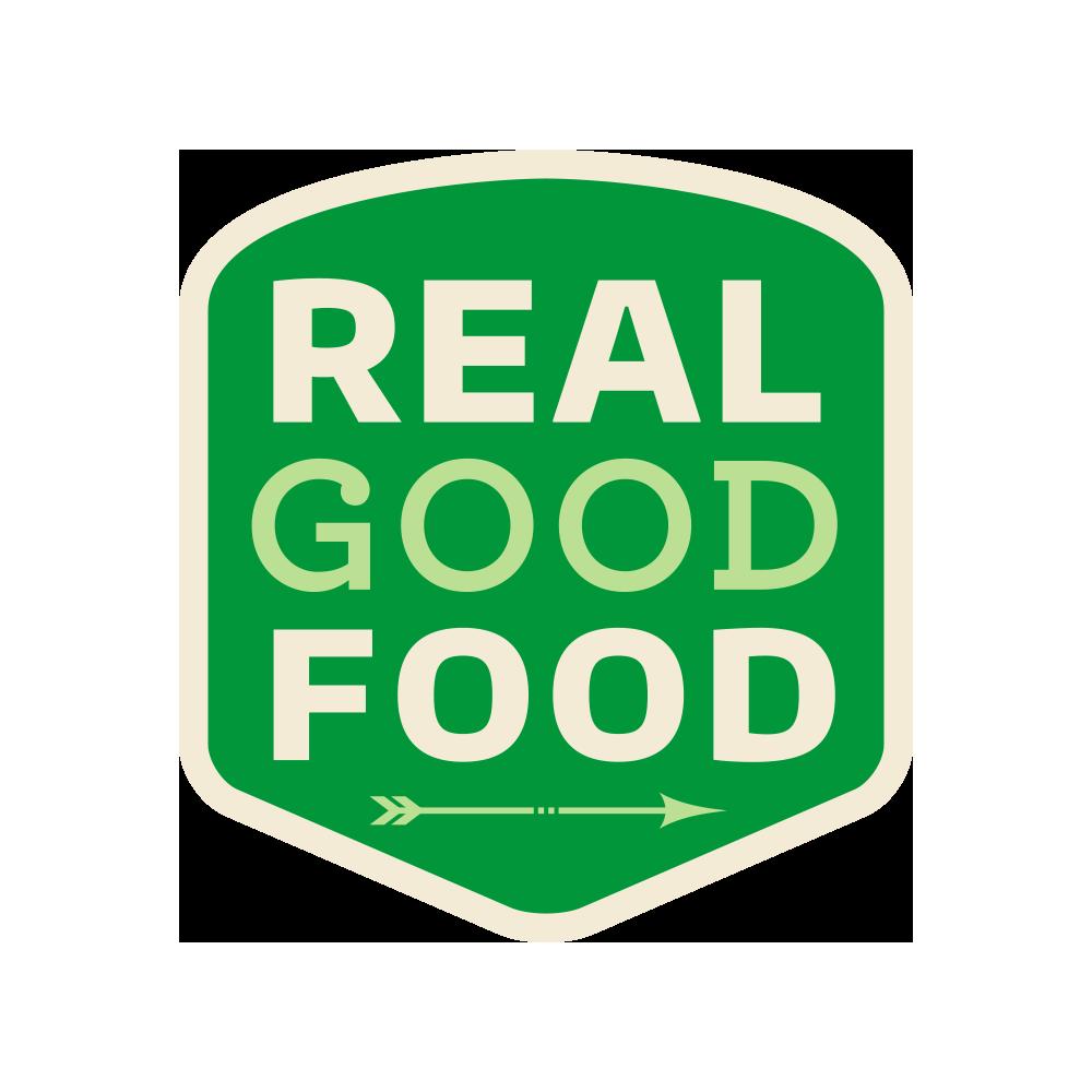 Real Good Food Logo