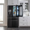 Samsung French Door Refrigerator - Black Stainless Steel