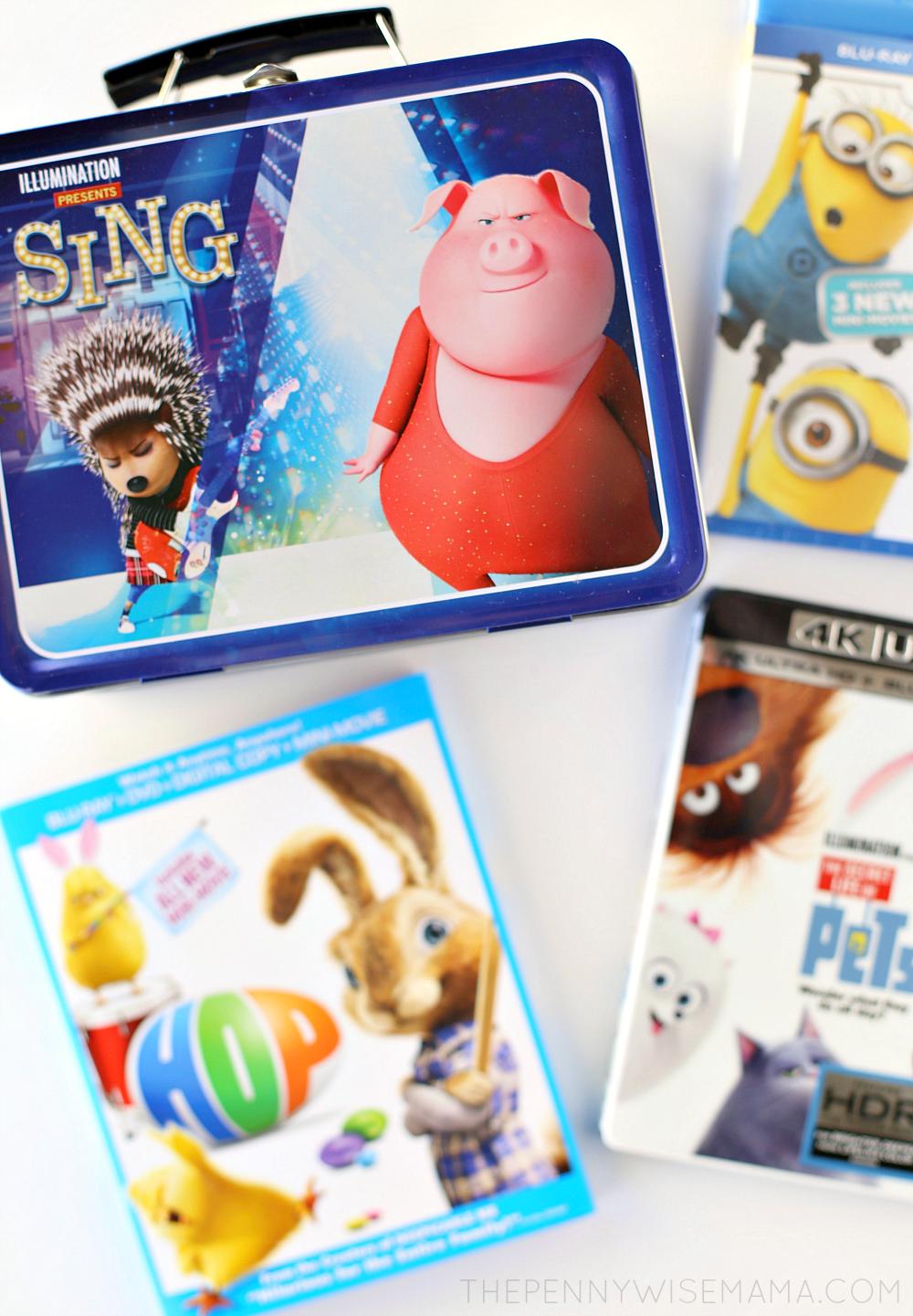 Kids Movie Deals at Best Buy