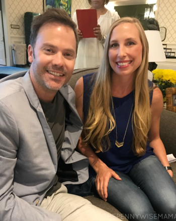 My Interview with Barry Watson from Date My Dad