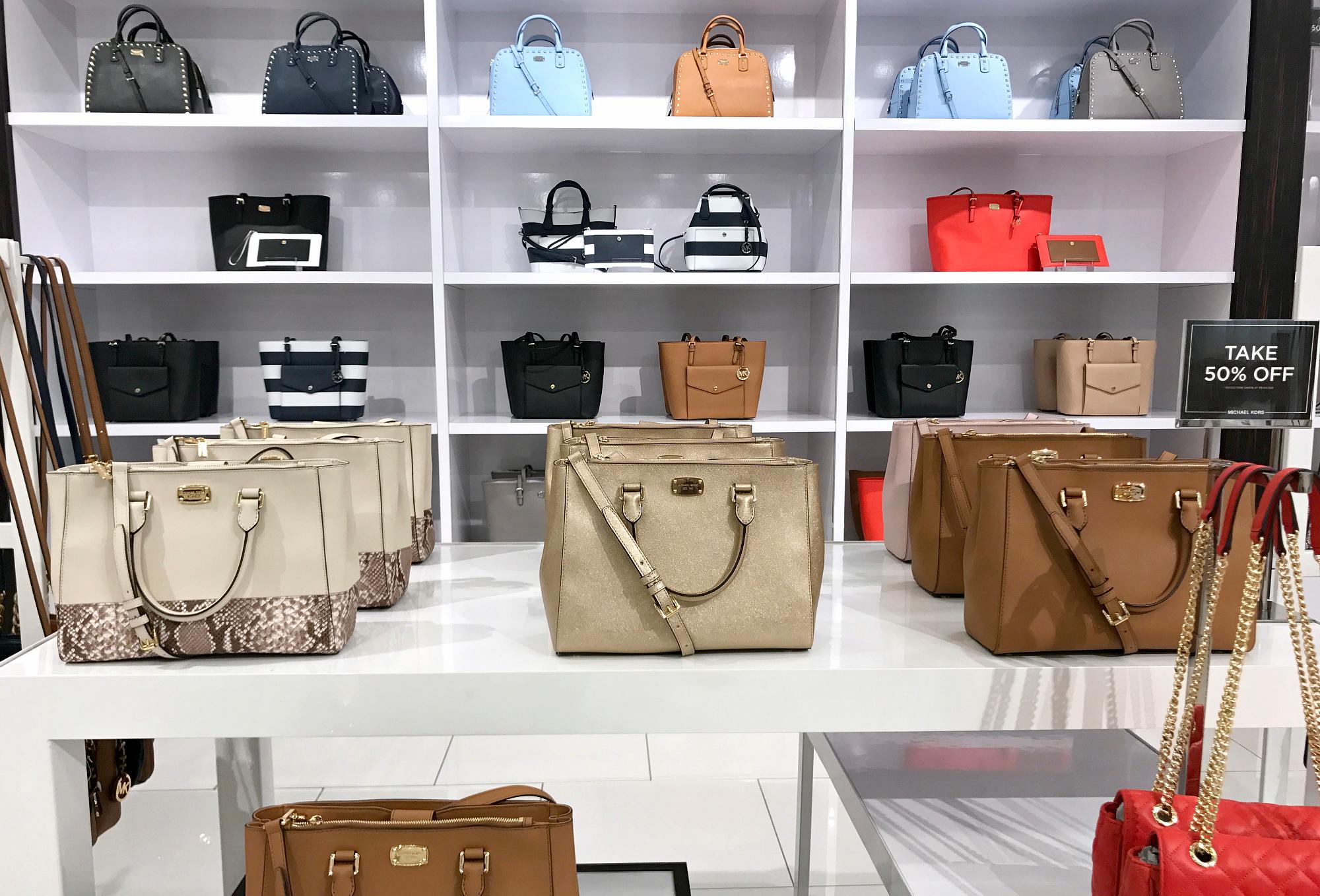 Mother's Day Gift Idea: Michael Kors Handbag