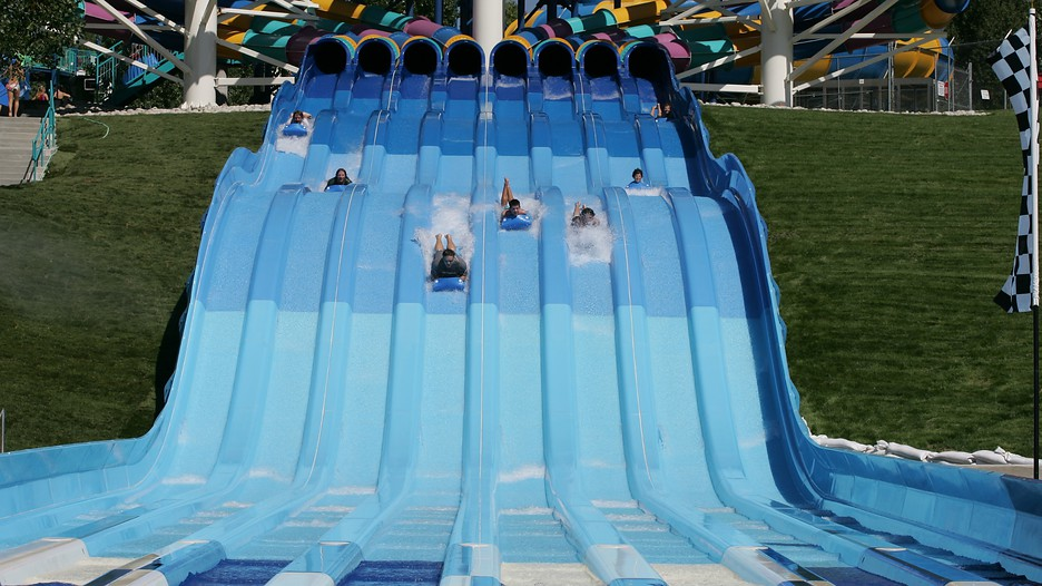 Water World Slides