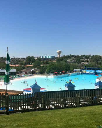 Water World Wave Pool