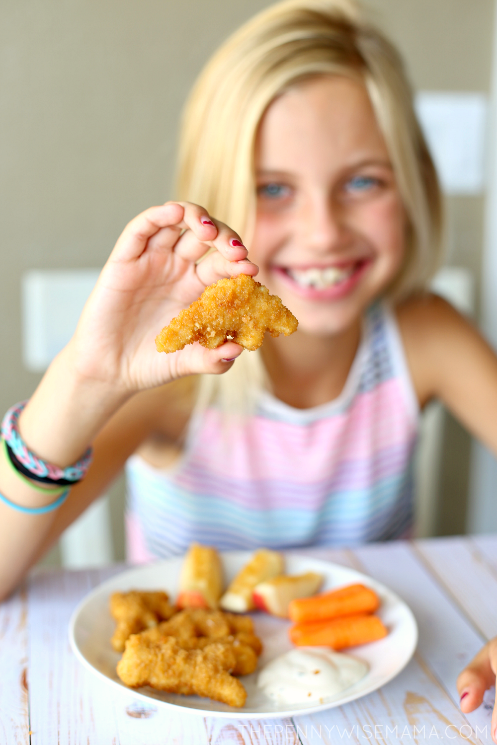 Back to School with Tyson Chicken Fun Nuggets