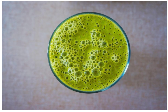 Kale Smoothie with a Twist
