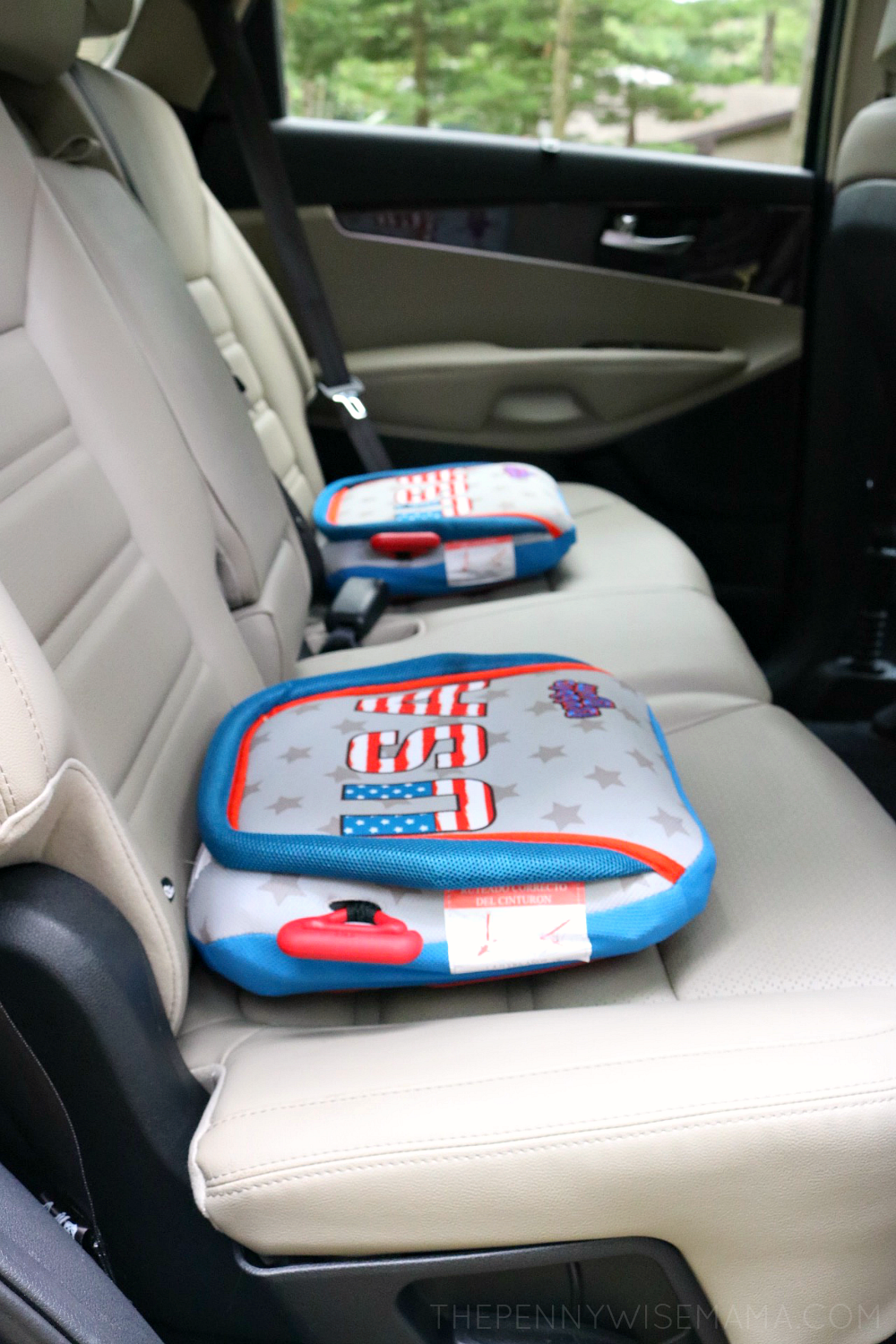 Kia Sorento Seating