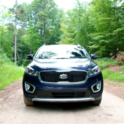 Family Trip to the Lake House with the 2017 Kia Sorento
