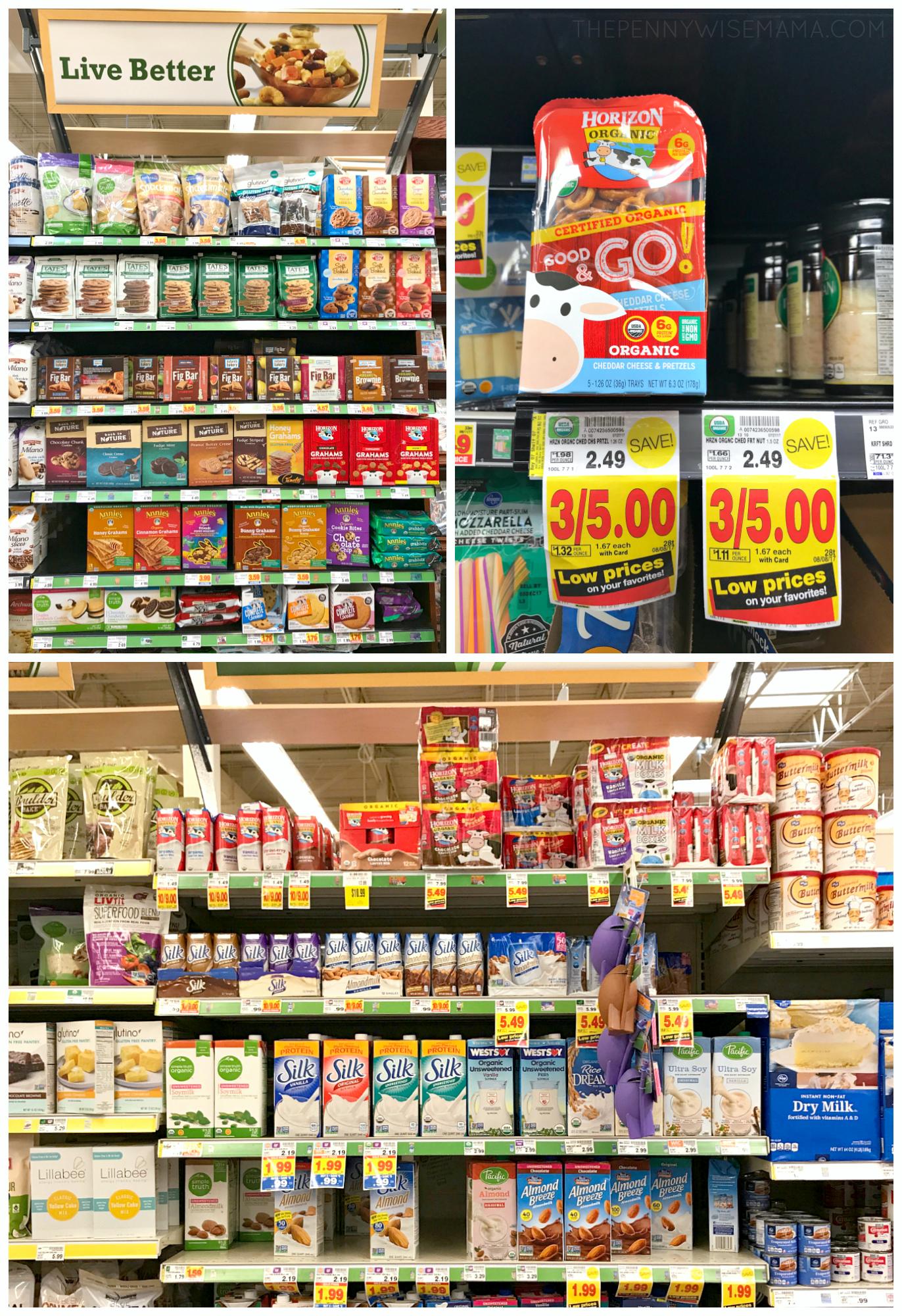 King Soopers Natural Foods Department