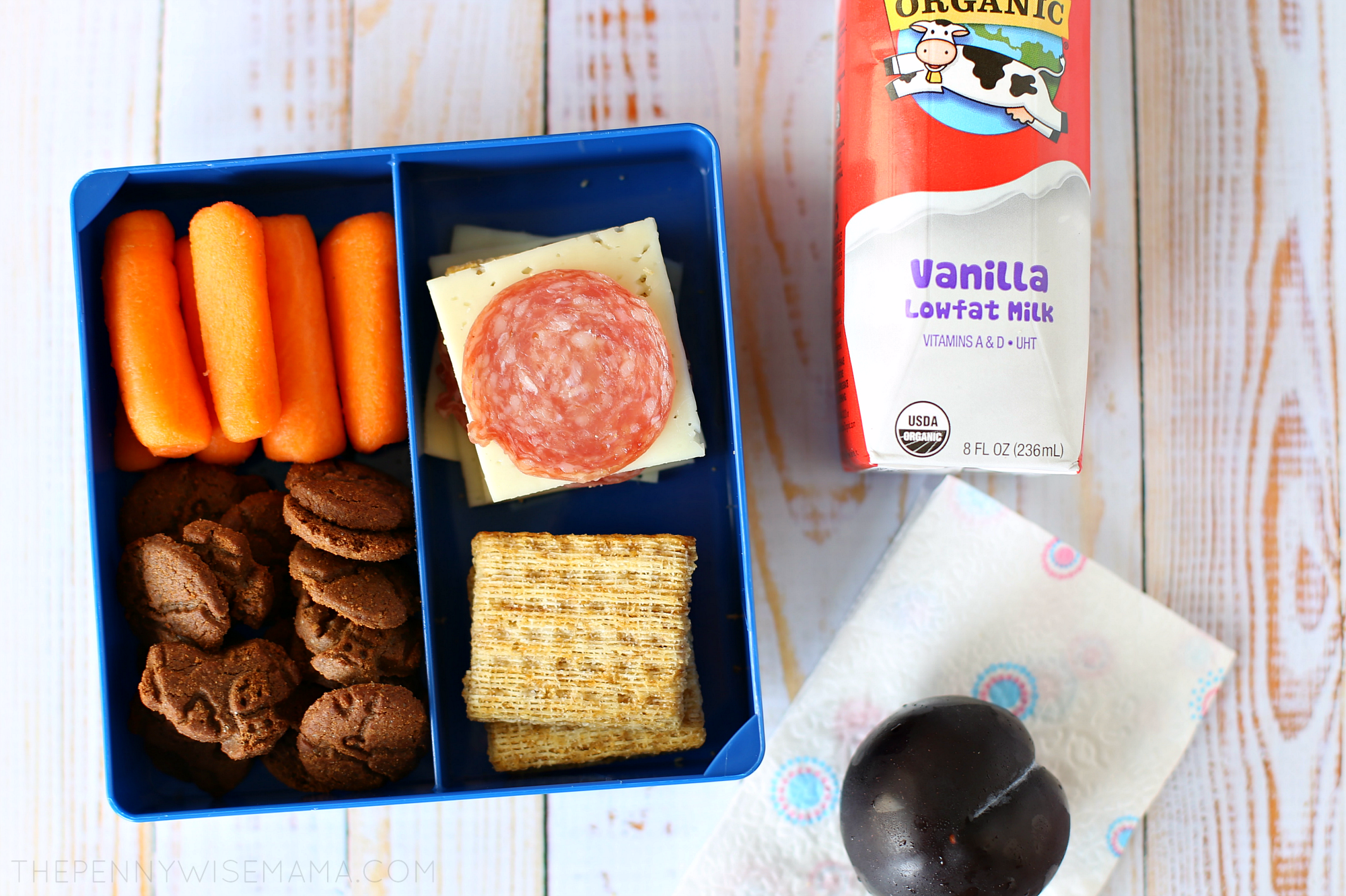 Lunch Box Hack: Make Your Own Lunchables