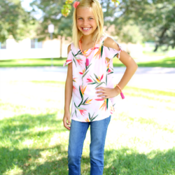 Create Endless Back-to-School Outfits with Crazy 8 Denim {Giveaway}