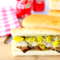 The Best Slow Cooker Coca-Cola Hot Beef Sandwiches Recipe