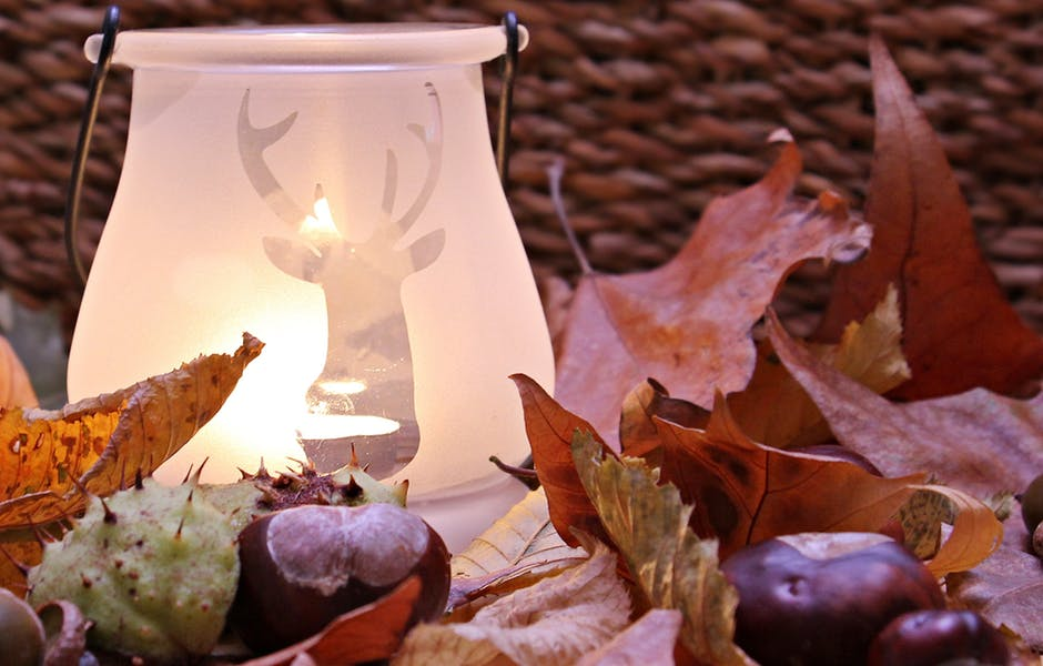 Decorate Your Mantel for Each Season