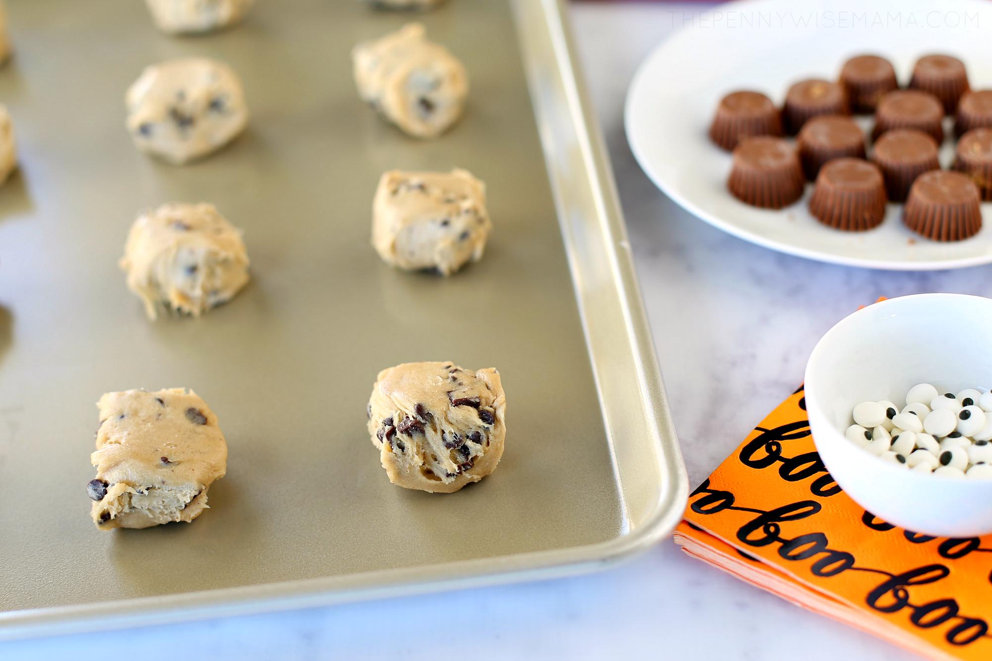 Gluten-Free Spider Cookies Recipe