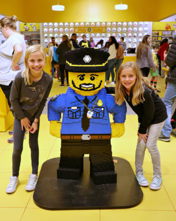 Holiday Shopping at Lego - Colorado Mills