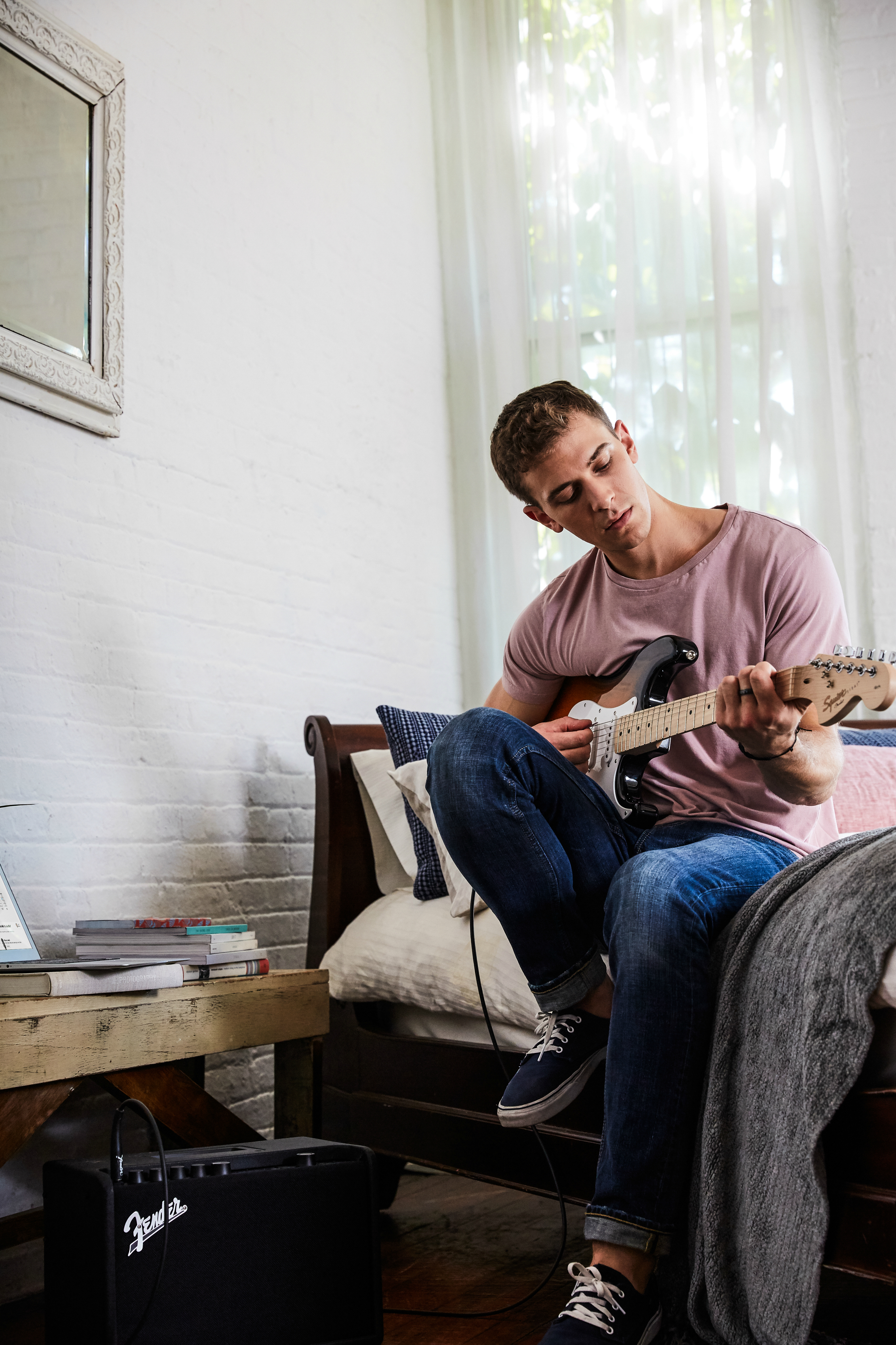 Give the Gift of Music with Fender Play
