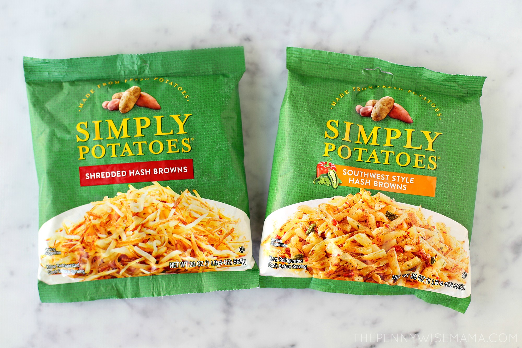 Simply Potatoes Shredded Hashbrowns