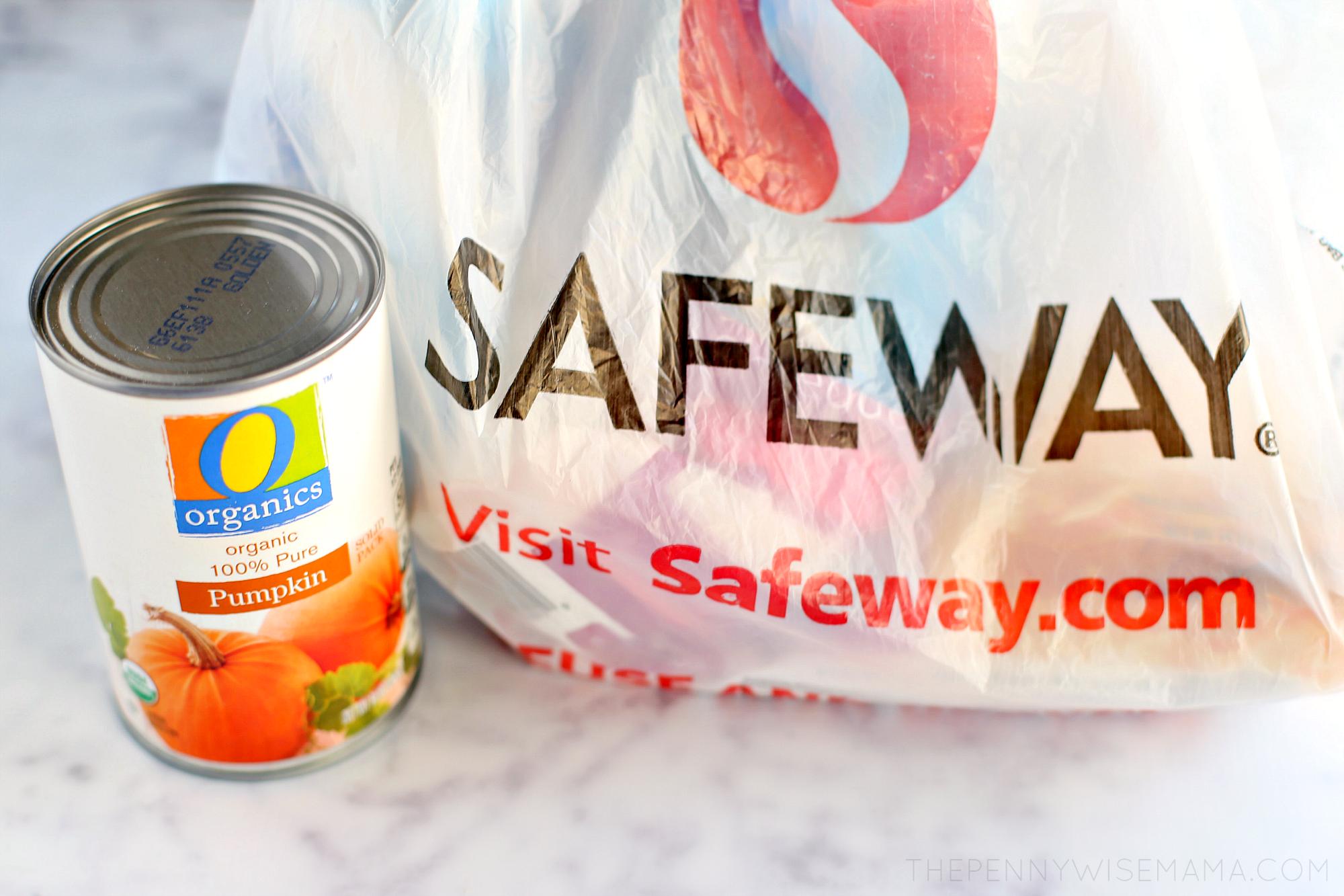 O Organics at Safeway