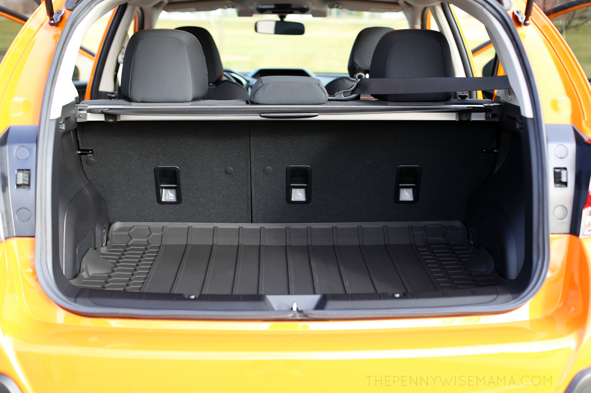Trunk E In 2018 Subaru Crosstrek