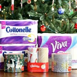 Save Time & Money on Household Essentials this Holiday Season