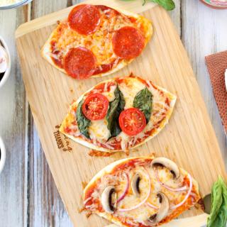 Game Day Tortilla Pizza Recipe
