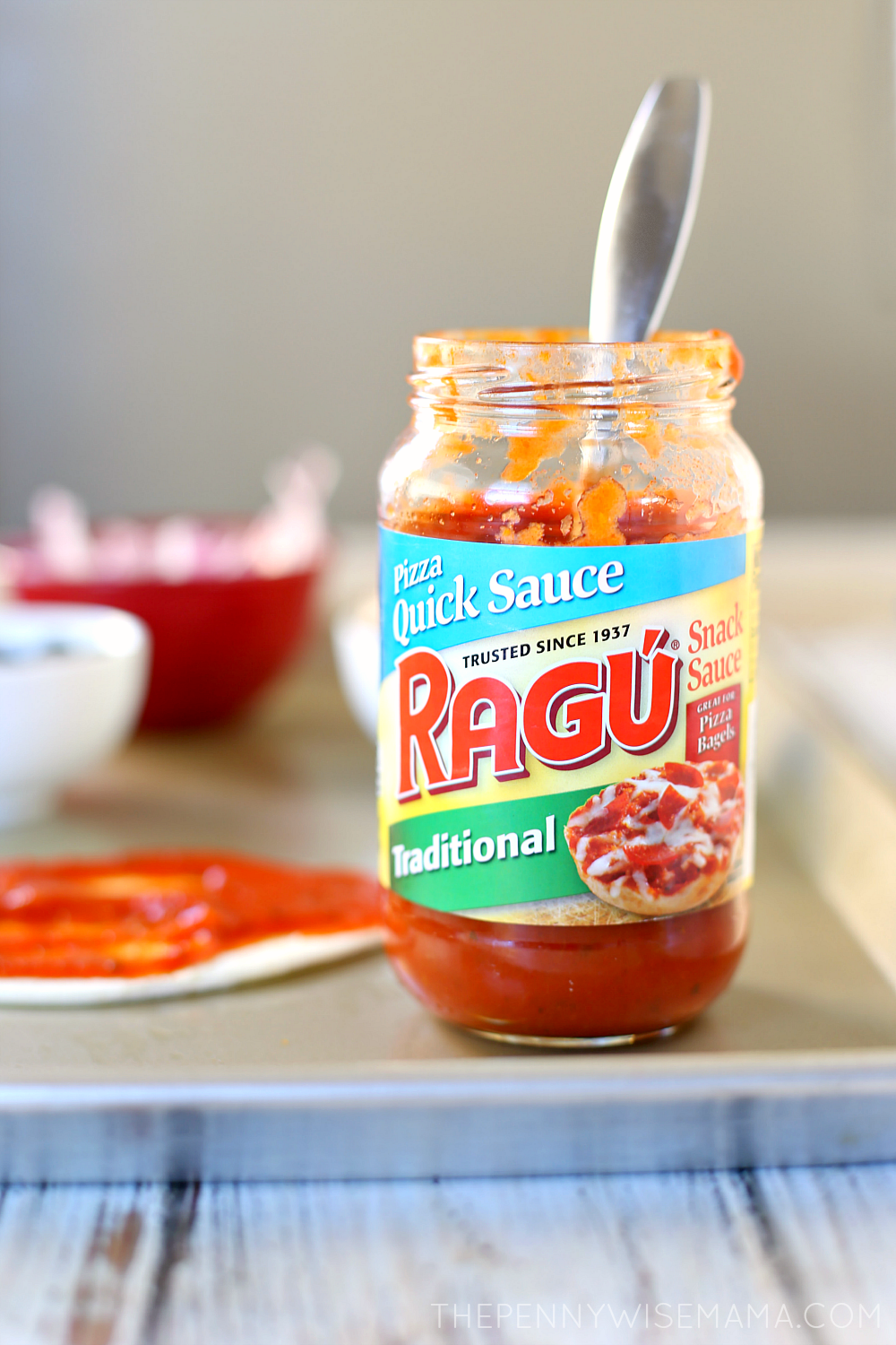ragu pizza quick sauce