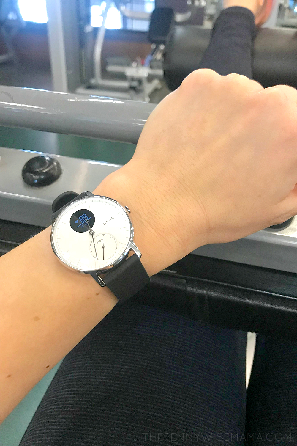 Meet Your Health Goals with the Nokia Steel HR