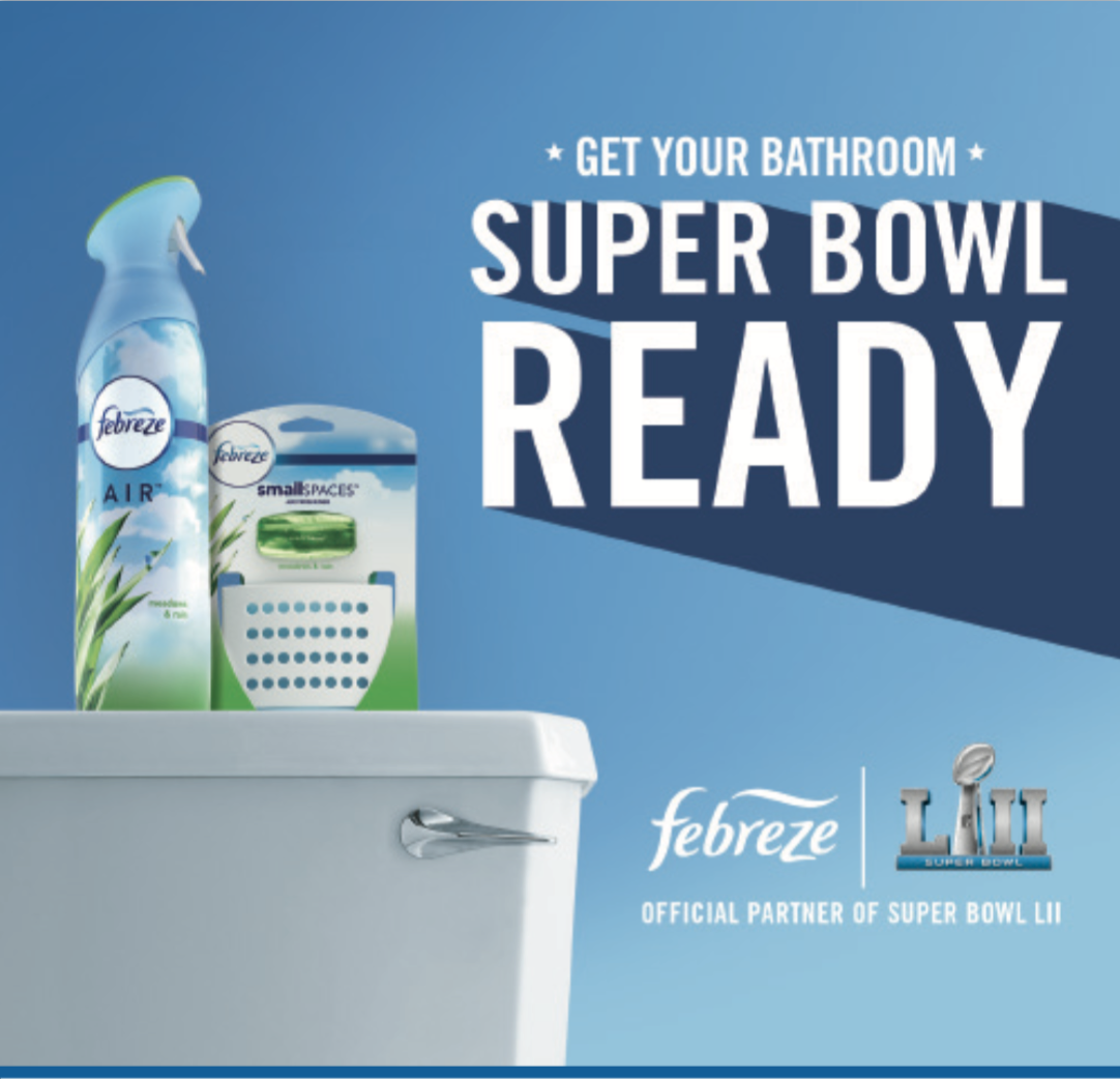 BOGO Febreze Deal at Kroger