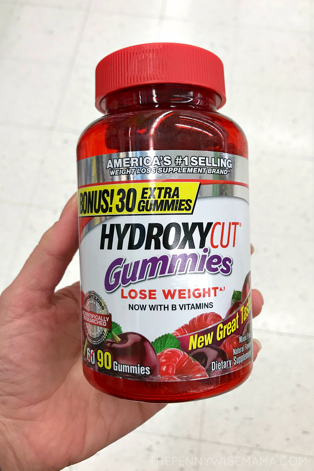 hydroxycut gummies for weight loss