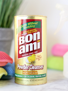 Simplify Spring Cleaning with Bon Ami