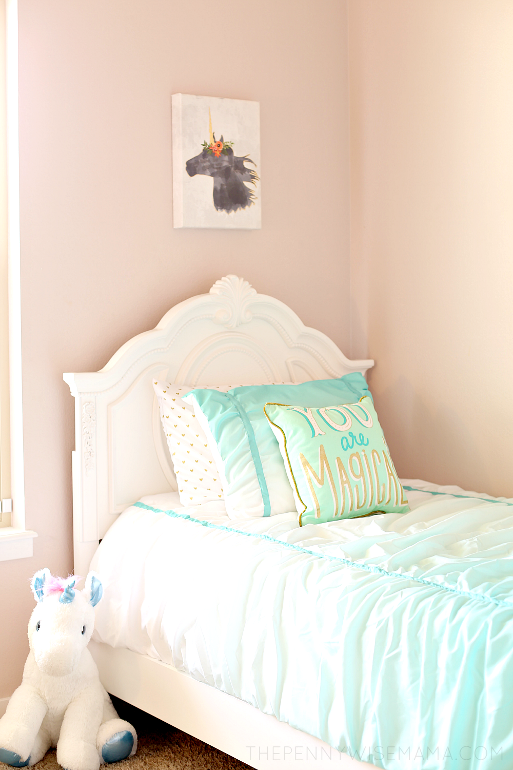 Magical Unicorn Girl Bedroom Ideas