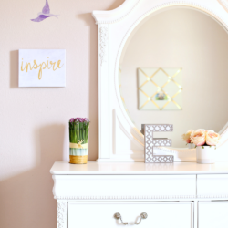 Tween Girl Bedroom Makeover – Reveal & Pics!