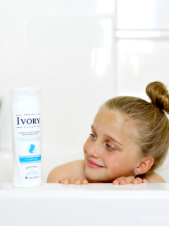 Ivory Body Wash - gentle soap for sensitive skin
