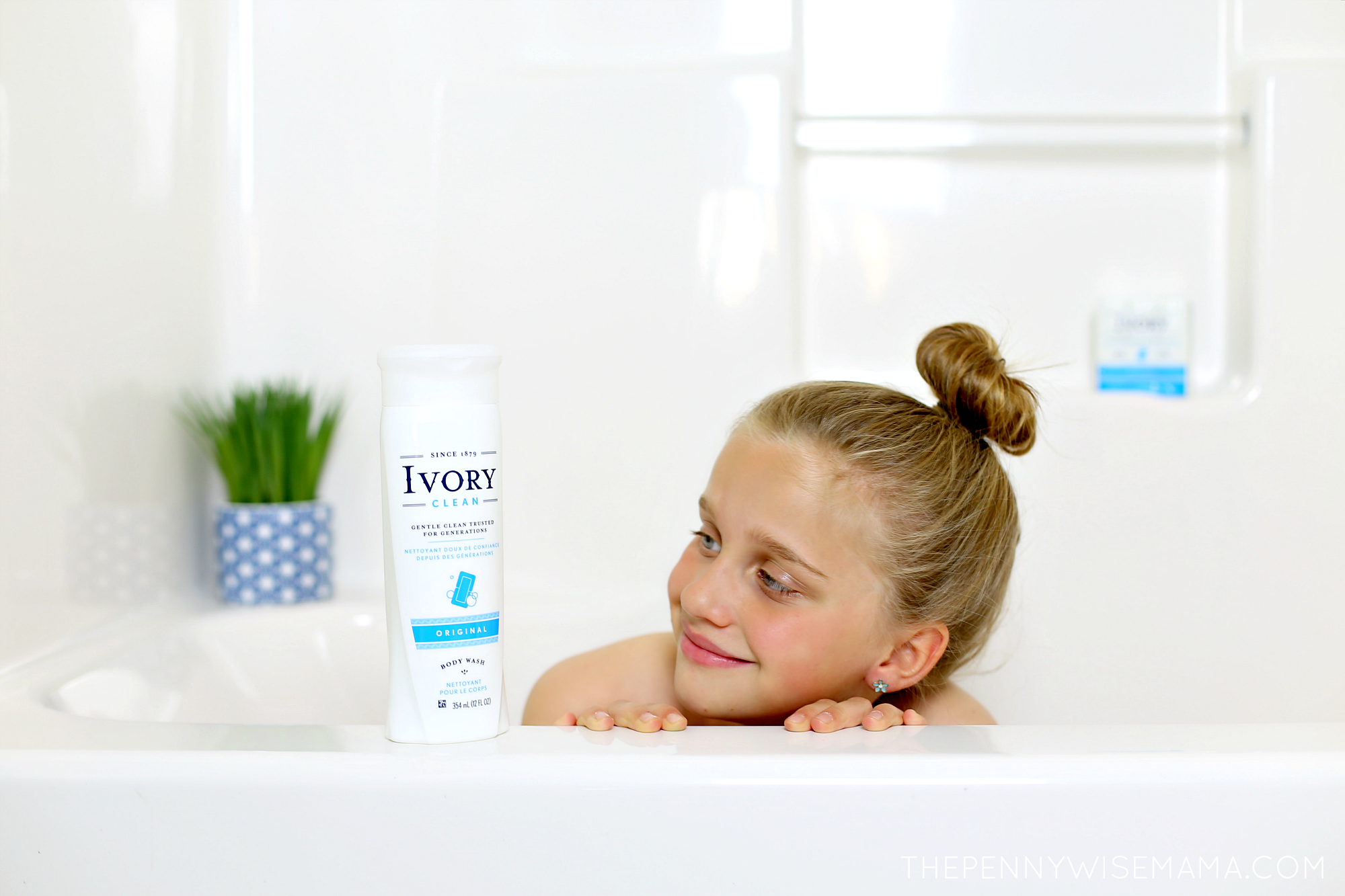 Ivory Body Wash - gentle soap for sensitive skin