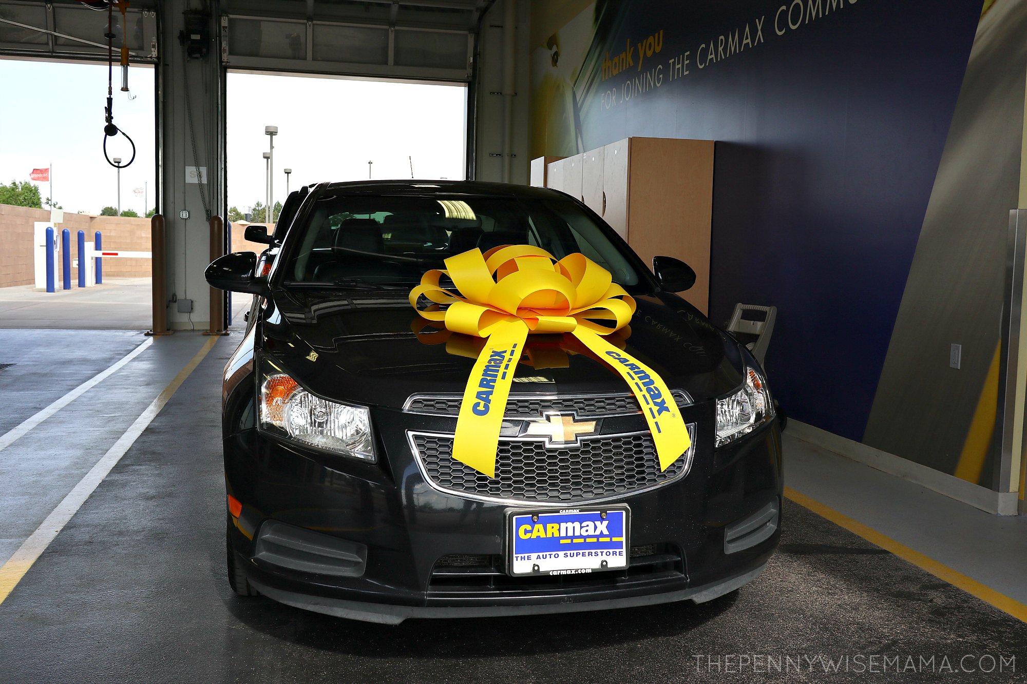 Buying a Used Car at CarMax