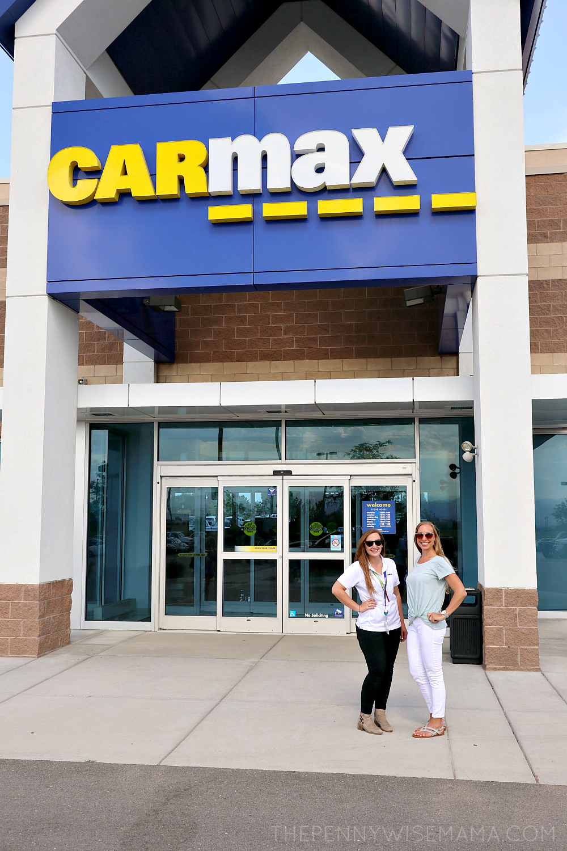 My CarMax Experience
