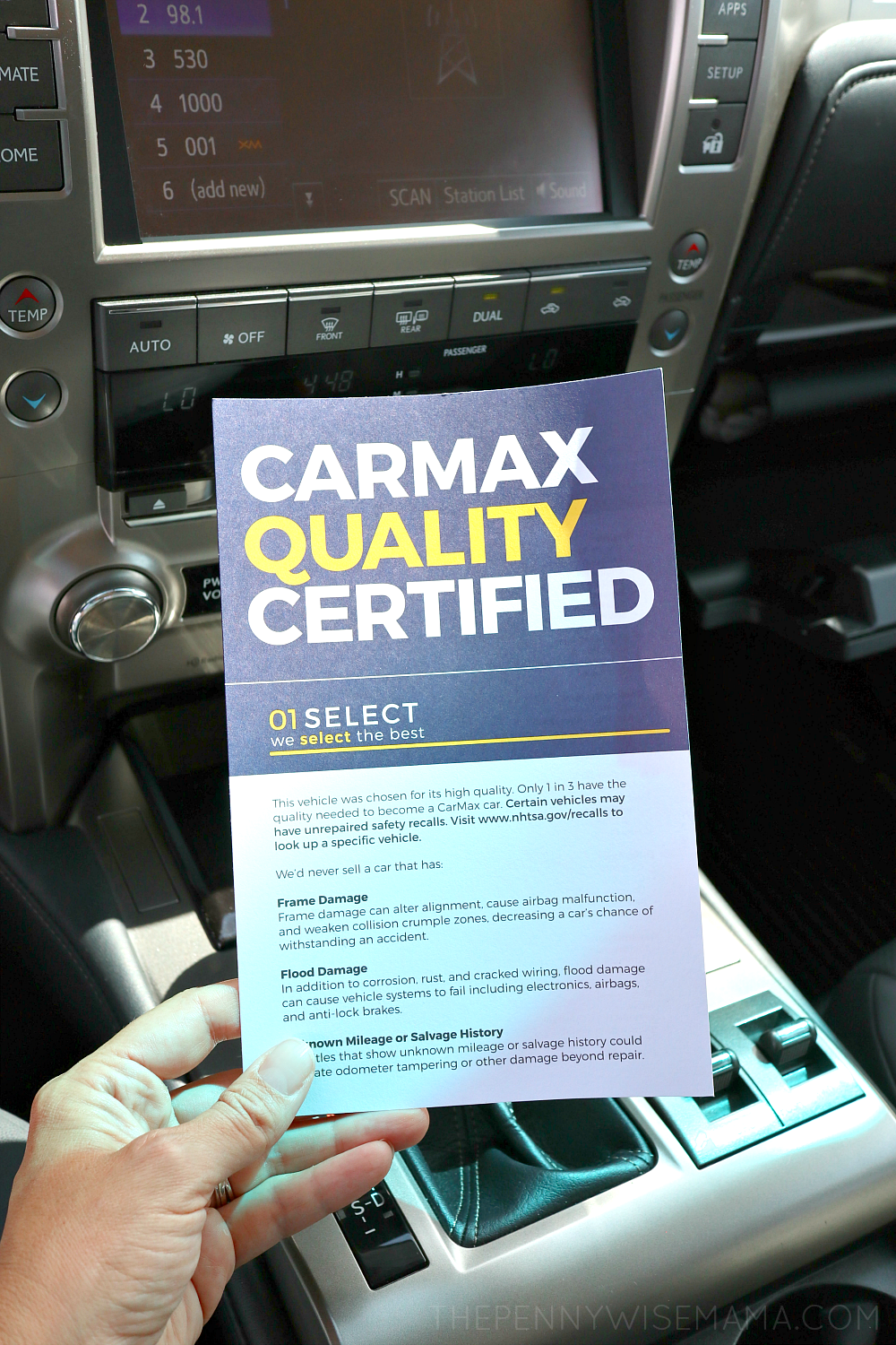 What Makes CarMax Different