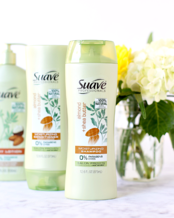 Go Natural this Summer & Save with Suave Green Products